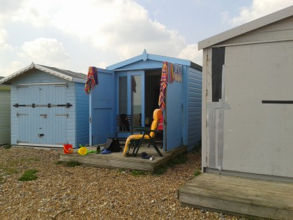 Beach Hut For Sale Bexhill